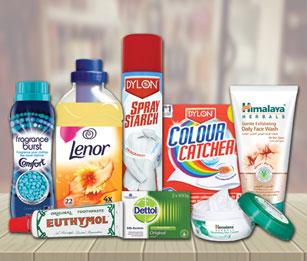 Beleza, Higiene e Limpeza