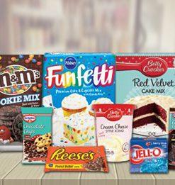 Sobremesas, Bolos e Confeitaria