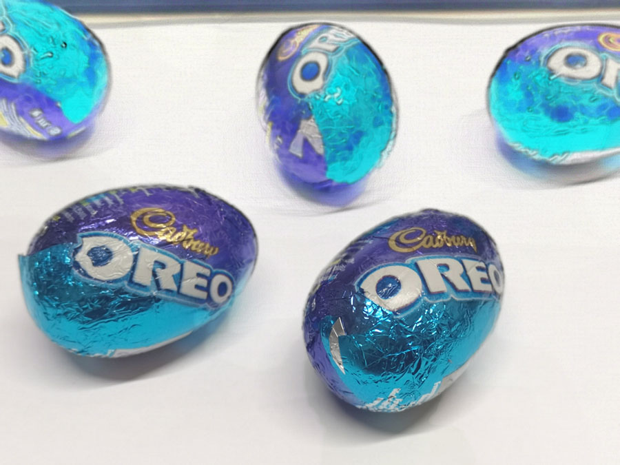 Ovos Cadbury Oreo Eggs 31g