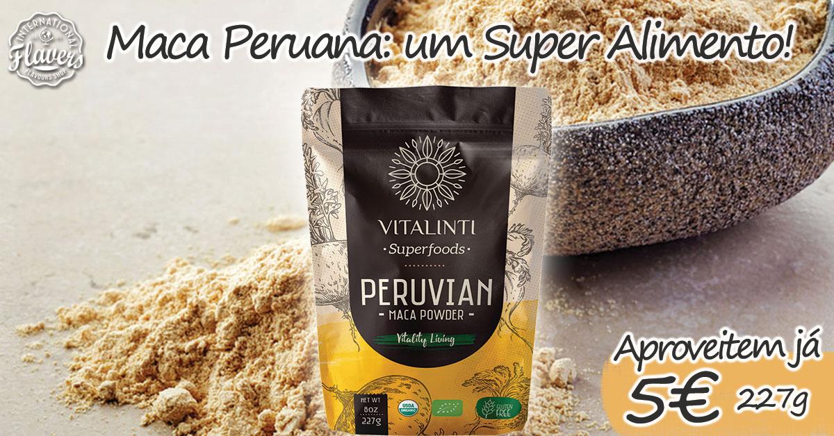 Maca Peruana aproveitem 5€ 227g.