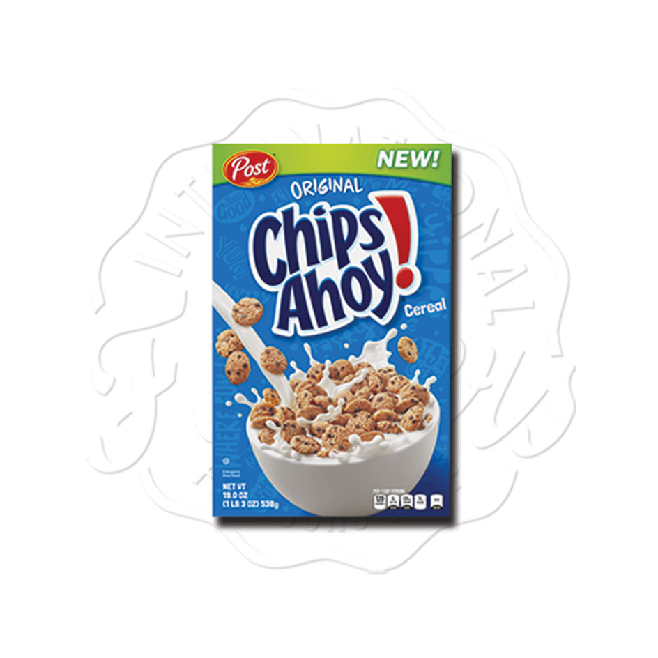 Post Chips Ahoy Cereal 340g